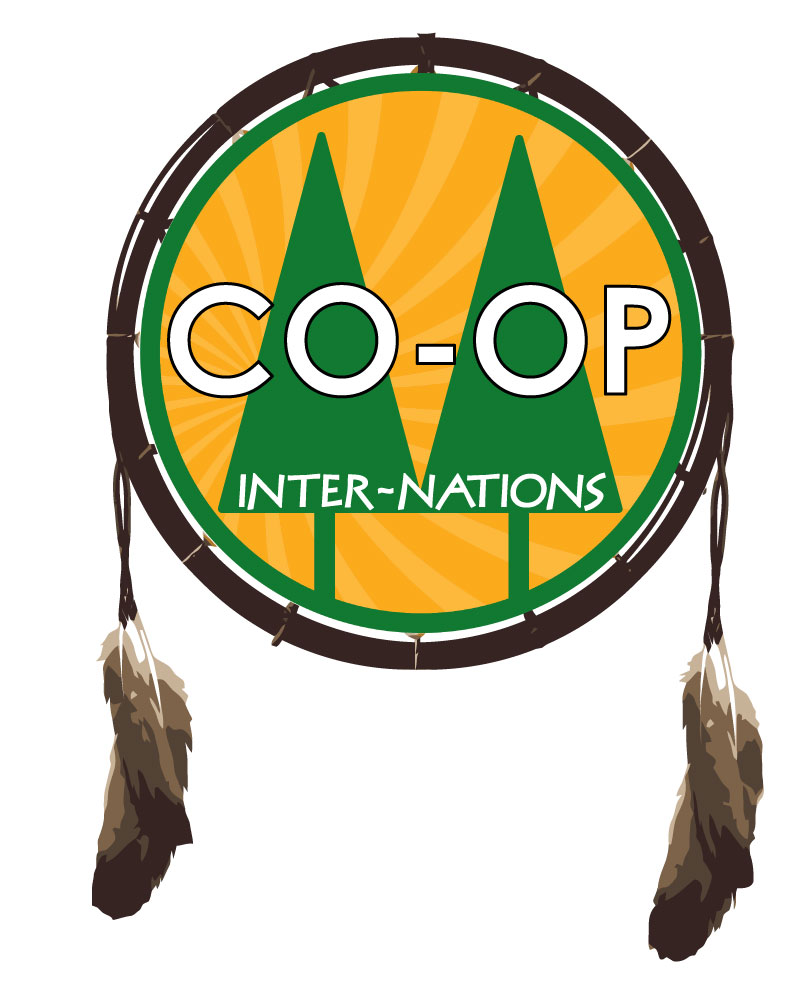 Logo de Co-op inter-nations